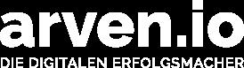 arven.io Logo - Die digitalen Erfolgsmacher | zur Startseite