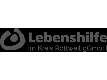Logo Lebenshilfe im Kreis Rottweil gGmbH