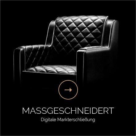 Digitale Markterschließung